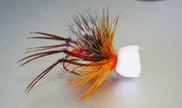 Popper hopper trout flies australia fly fishing products for Online fly fishing store