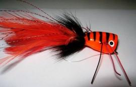 Red Black Popper