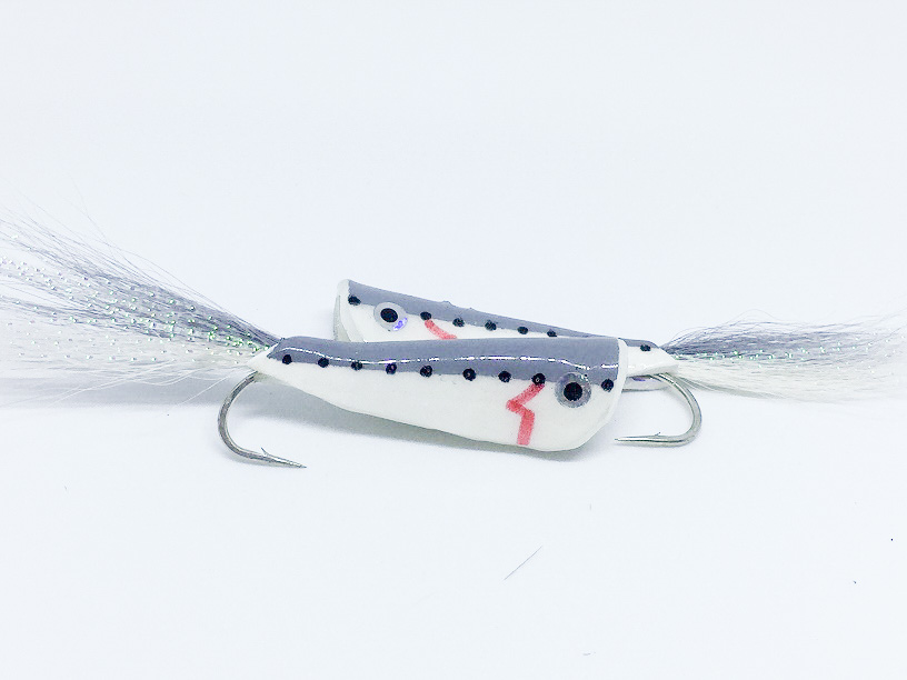 307b933675b Crease Fly Silver - Trout Flies Australia-Fly Fishing products ...