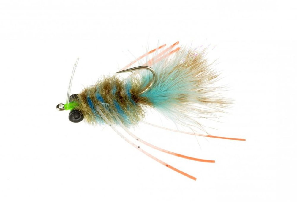 Blue crab trout flies australia fly fishing products for Online fly fishing store