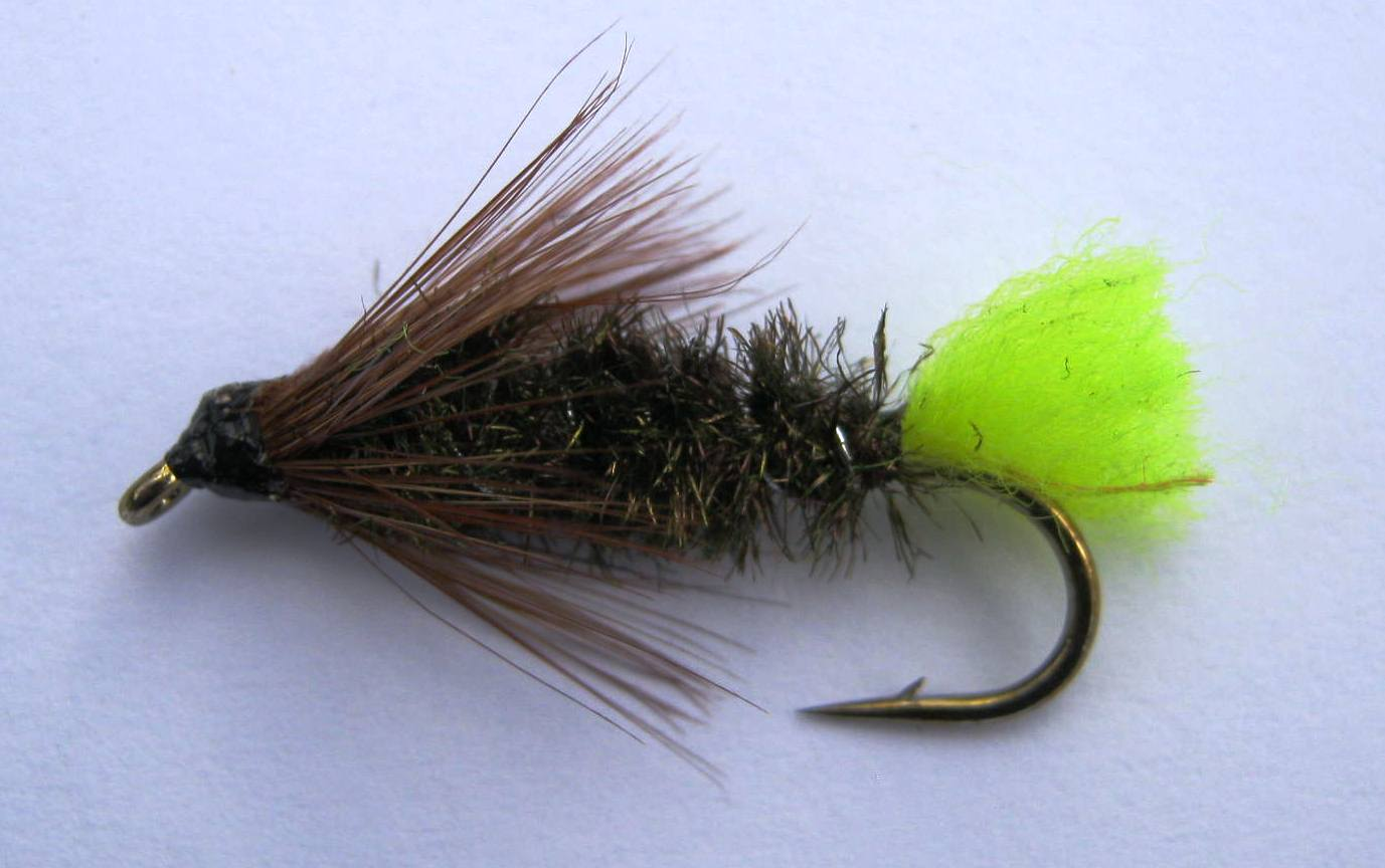 Stick caddis hot butt trout flies australia fly fishing for Online fly fishing store