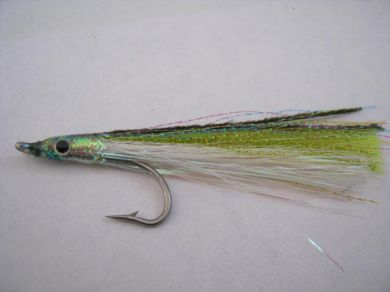 Sea habit bucktail sardine trout flies australia fly for Online fly fishing store